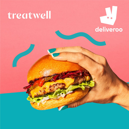 Deliveroo X Treatwell