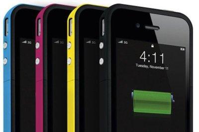Nueva versión de las fundas Juice Pack para el iPhone 4