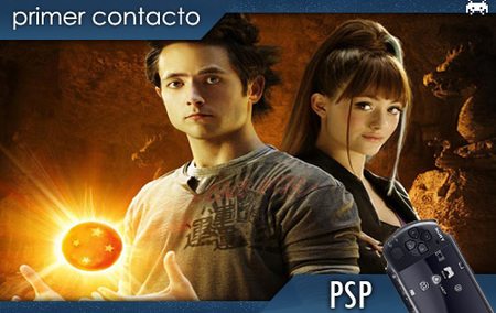 'Dragon Ball Evolution'. Primer contacto