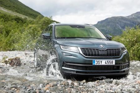 Škoda Kodiaq, el SEAT Ateca de los checos ya es una realidad