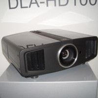 JVC DLA-HD100, proyector con alto ratio de contraste