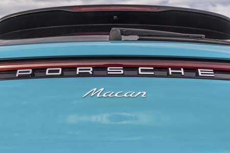 Porsche Macan 2019 logotipo