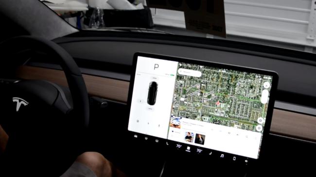 Tesla Model 3 Por Dentro