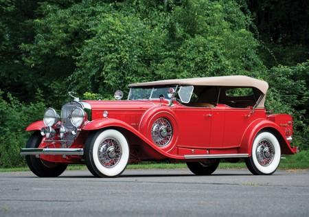 Cadillac V16 Sport Phaeton 1930 a subasta, un modelo que protagonizó un importante film