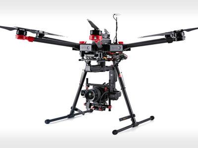 80 megapíxeles para los ojos del dron más potente de DJI, por cortesía de Hasselblad
