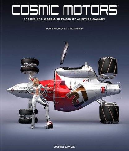 Michael Bay llevará a la gran pantalla 'Cosmic Motors'