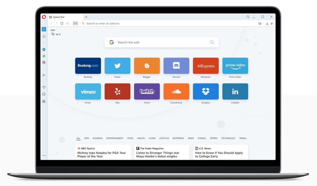 Opera sella el círculo y muestra su versión nativa par Macs con chip M1