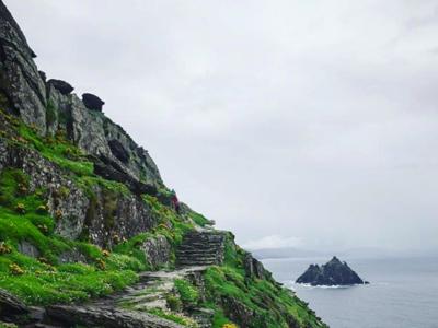 """Estos cinco lugares sirvieron de localización a 'Star Wars: Los Últimos Jedis"""""""