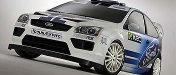 Debut del Ford Focus WRC06