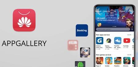 Cómo instalar la AppGallery en móviles que no son de Huawei para así descargar sus aplicaciones