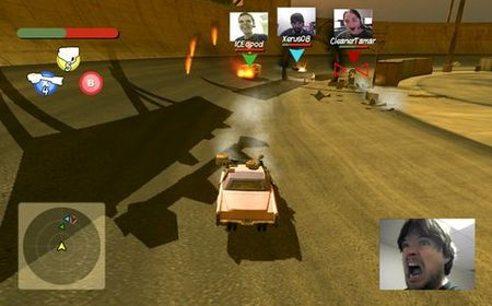 'Vigilante 8: Arcade' saldrá finalmente el 5 de noviembre