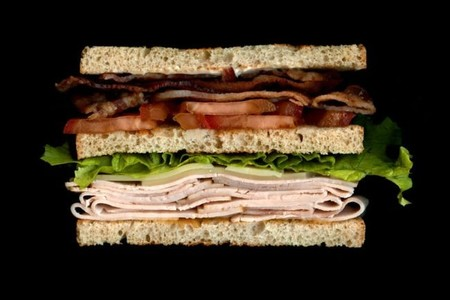 Jon Chonko y su recopilación de sándwiches seccionados