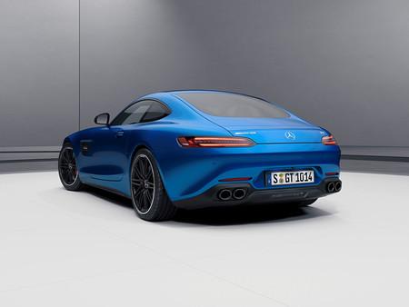 Mercedes Amg Gt 2021 9
