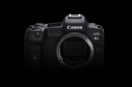 Canon Eos R5 3