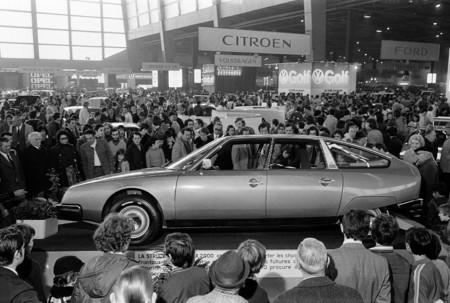 1974. Citroën CX
