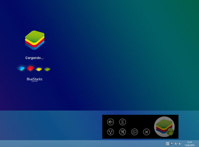 BlueStacks para Windows 8