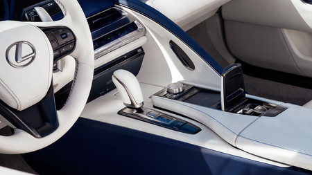 Lexus LC 500 Cabrio 2020, precio