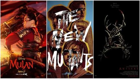 Disney reacciona al coronavirus aplazando indefinidamente los estrenos de 'Mulan', 'Los nuevos mutantes' y 'Antlers: Criatura oscura'