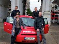 La BBC atravesará Europa con un coche eléctrico
