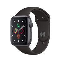 De importación en eBay, puedes comprar el Apple Watch Series 5 en gris espacial por 409 euros, ahorrando 70