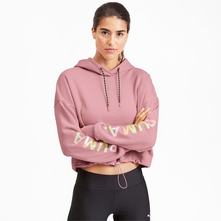 Chase Cropped Women S Hoodie