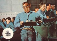 Woody Allen: 'Toma el dinero y corre', el cómico toma el control