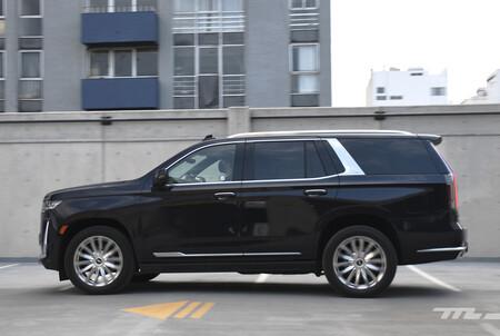 Cadillac Escalade 2021 Opiniones Prueba Mexico 10