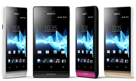 Sony Xperia miro, integrando Facebook en Ice Cream Sandwich