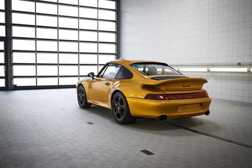 Repasamos la historia del Porsche 993 cuando alguien ha pagado 2,7 millones de euros por el Project Gold