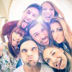 Piku Piku permite crear GIFs con filtros, para tus selfies más gamberros