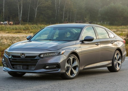 Honda Accord 2018 Mexico 6