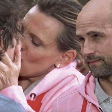 'MasterChef Celebrity 5': Gonzalo Miró se pone gallito con Jordi Cruz y Ainhoa Arteta acaba morreándose con él