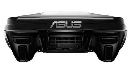 Filtran imagen del control de la ASUS GameBox, micro-consola Android con Tegra 4