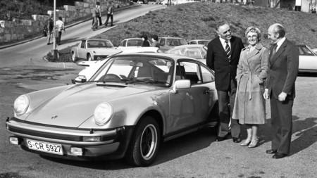 Porsche Entrega Sus Autos En La Fabrica 1