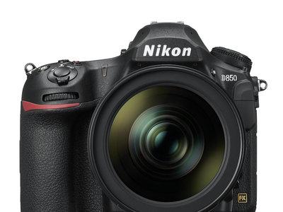 Nikon D850, toda la información de la nueva réflex full frame con 46 megapíxeles