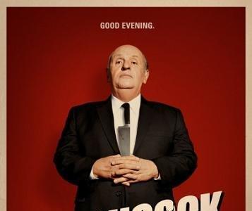 'Hitchcock', cartel de la película sobre cómo se hizo 'Psicosis'