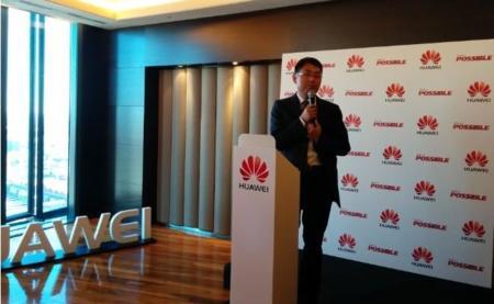 Huawei presume de pasar el millón de smartphones vendidos en España