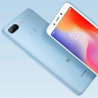 Xiaomi Redmi 6 y Redmi 6A llegan a España: precio y disponibilidad oficiales