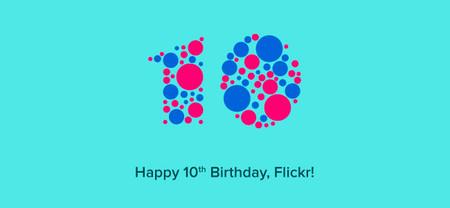 Flickr se hace mayor: cumple 10 años