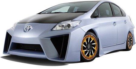 Los Toyota Prius del SEMA Show