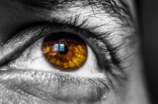 La biometría en los móviles de hoy y de mañana: ¿es el iris el futuro del desbloqueo?
