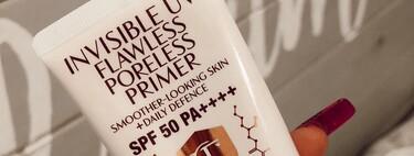 El primer protector solar de Charlotte Tilbury es también prebase de maquillaje (lo probamos)
