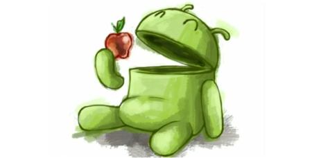 Canalys informa que Android tiene casi el 50% del mercado Smartphone