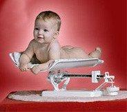 En qué percentil está tu bebé