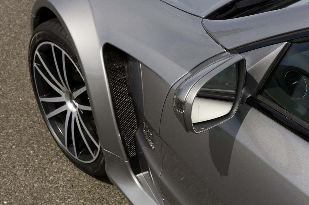 Foto de Mercedes-Benz SL 65 AMG Black Series (19/44)