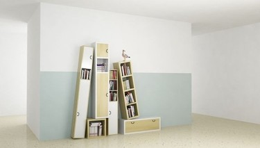 Mezz, almacenaje horizontal, vertical... y torcido