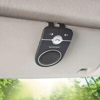 El manos libres Bluetooth para coche de Lidl promete ser un bombazo: no necesita instalación y cuesta menos de 13 euros