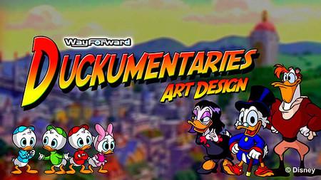 'Ducktales Remastered': conociendo su rediseñado apartado visual