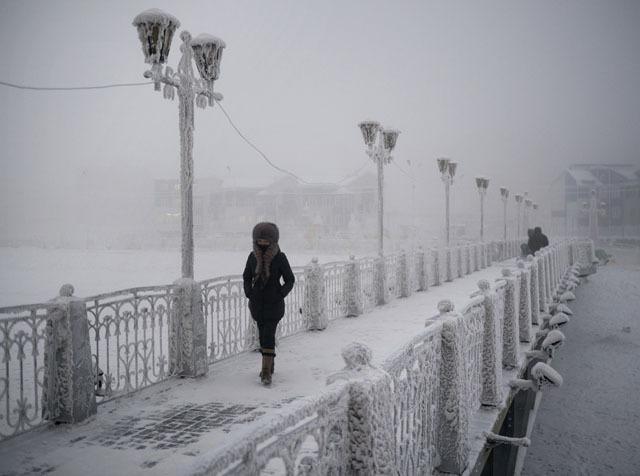 Foto de El lugar más frío del mundo (7/19)