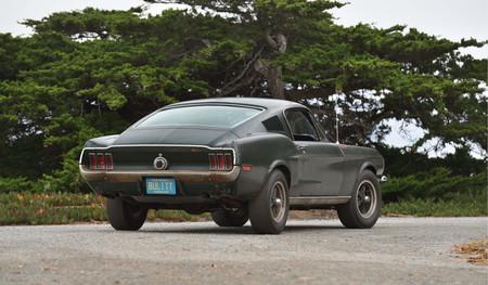 Ford Mustang Bullitt Subastado 03